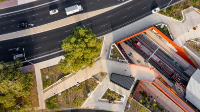 Oaklands Crossing Grade Separation Project